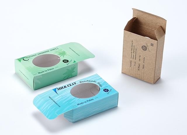 台中上格開口式設計紙盒