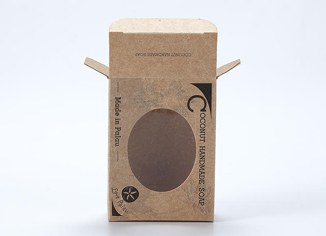 上格開口式設計紙盒