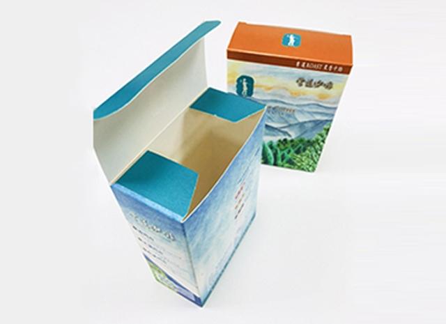 普通底盒印刷