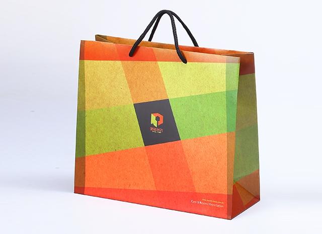 客製化手提紙袋