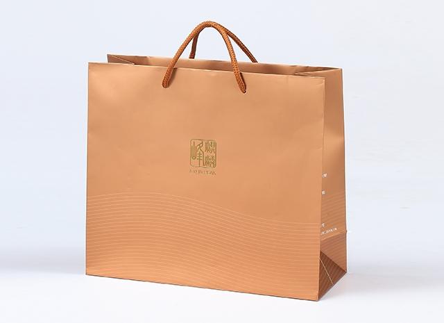 品牌形象紙袋設計