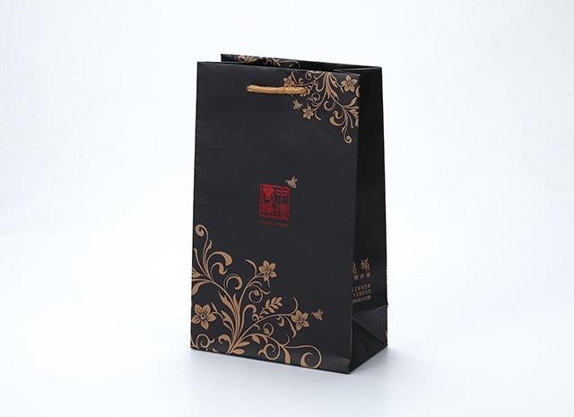 燙金紙袋設計