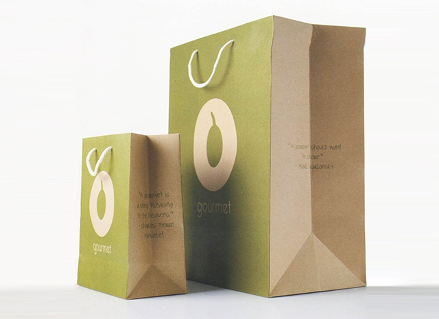 手提紙袋設計